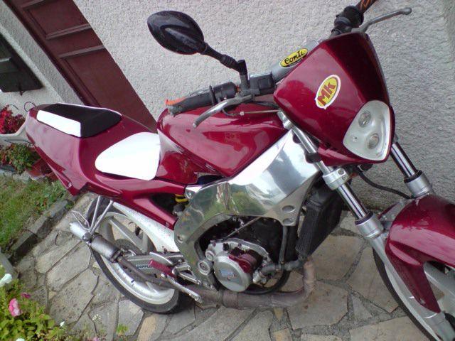 la moto a mon homme rs 50