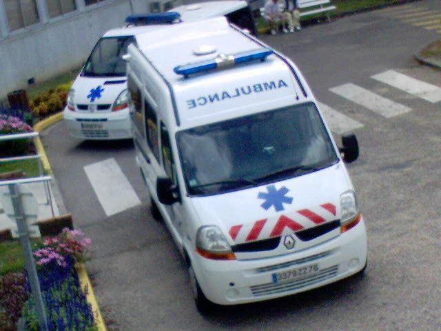 mon ambulance
