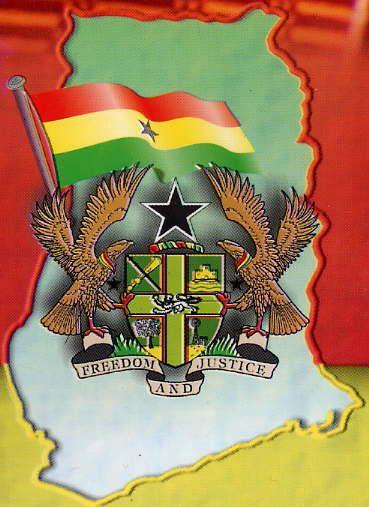 Ghana MOn Pays :D