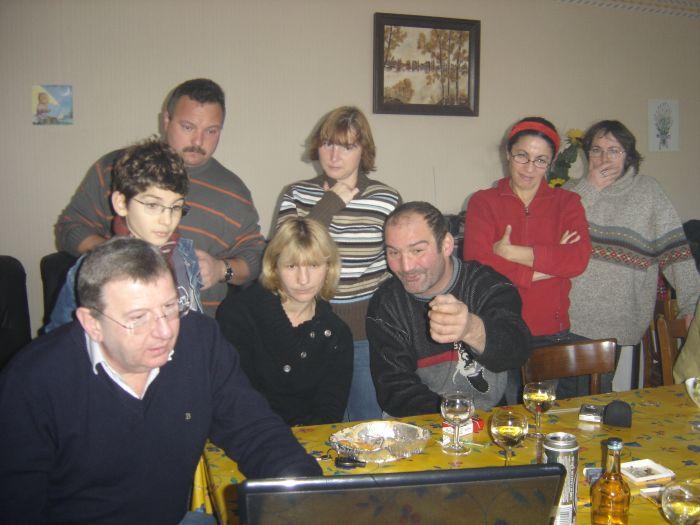 une petite partie de ma famille