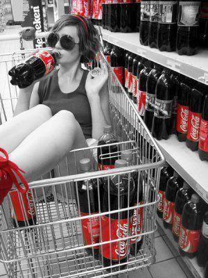 Prenez la vie côté Coca Cola !!!