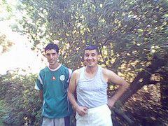 mes cousins redha & sofiane.2008
