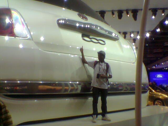 Mondial de L'Automobile 2008