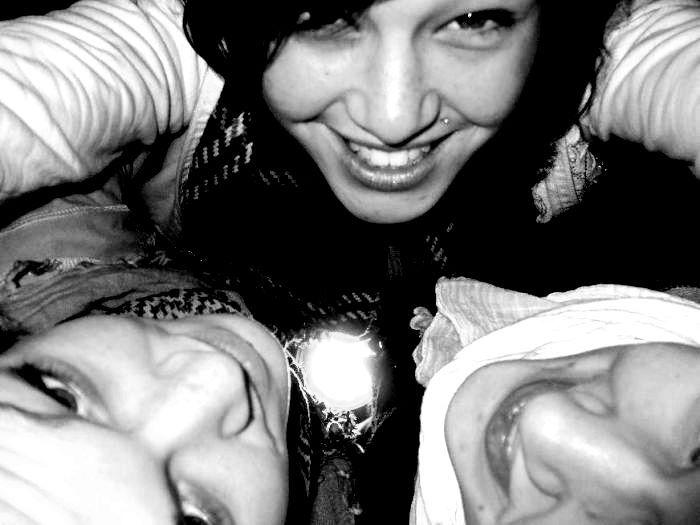 Lolote, Moi, Johanna ; le trio du Lorey-City :p