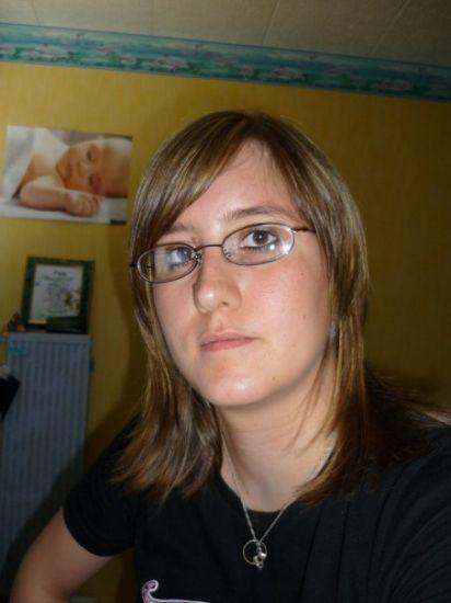 Nouvelle coiffure (Septembre 2008)