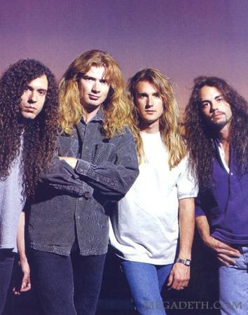 Megadeth 1990