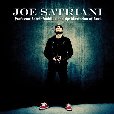 Joe Satriani Professor Satchafunkilus And The Musterion Of R