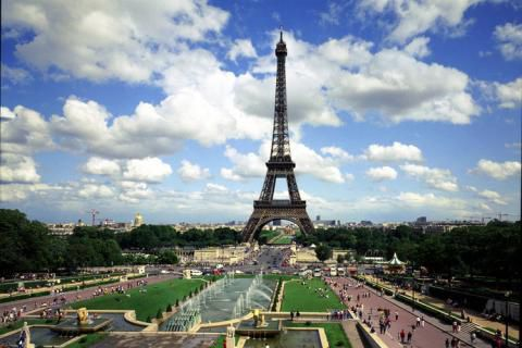 Efflole tower in Paris