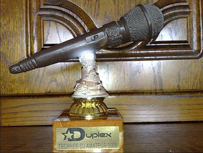 Trophée Duplex 2008