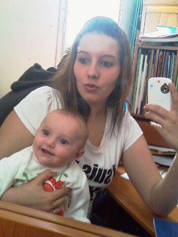 moiii et ma fille
