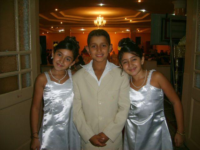 moi et mes 2 cousines