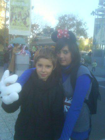 Moi & mon Beest a Disneyy