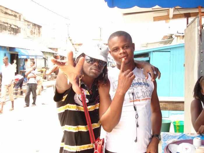 Mon frere Bilieve et moi .
