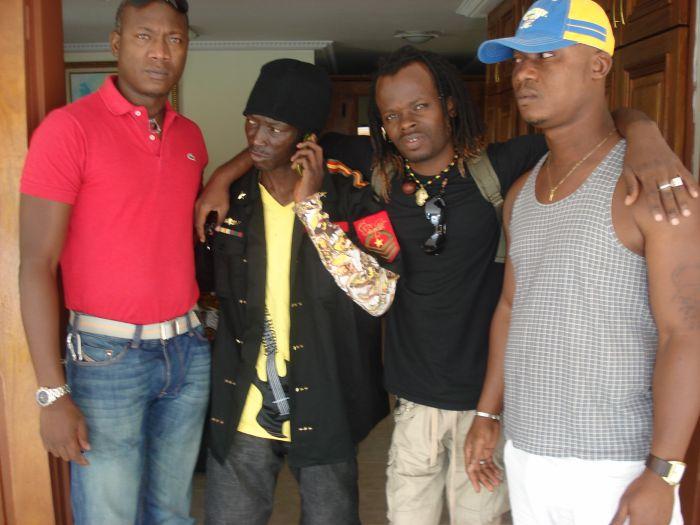 DONFE et ISMO  à yamoussoukro