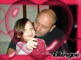Papa et Clara