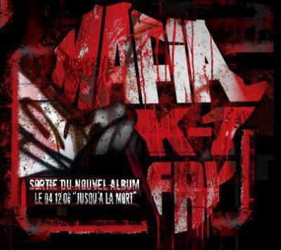 I love Mafia K1 Fry 94400 en force vitry sur seine