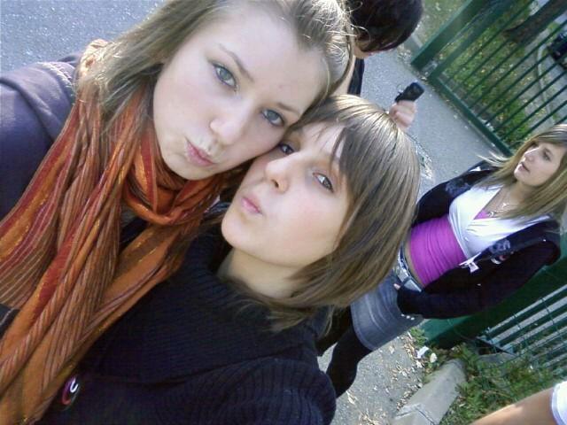 Marie && moi  <3