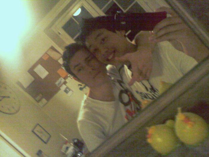 Hugo && Me =)
