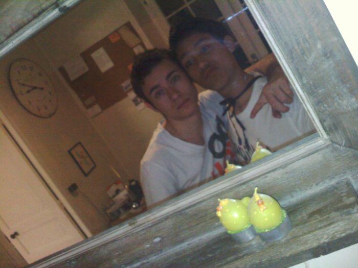Hugo && Me =) 2