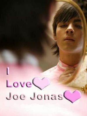 I love Joe Jonas ♥