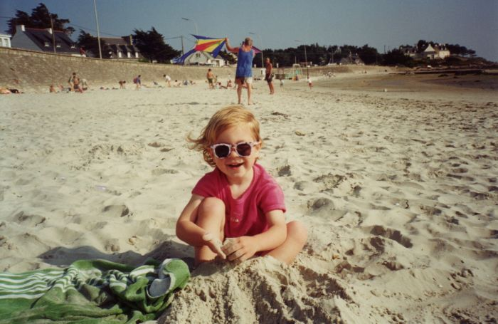 I Was A Star ! (à 3 ans)