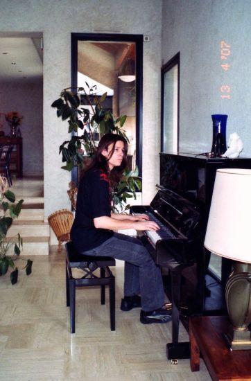 au piano (2007)