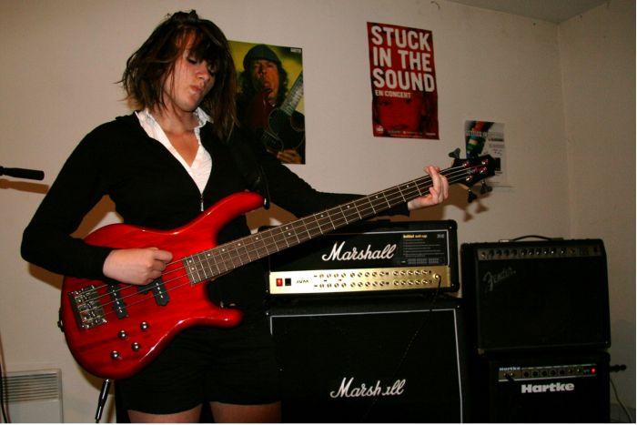 ma soeur à la basse (2008)