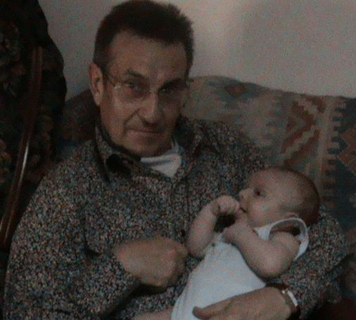 ethan et son arriere grand pere