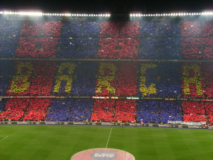 Barca In My Blood