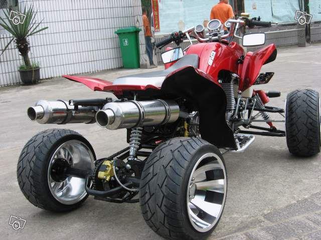 super le quad