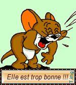 ELLE ET TROP BONNE !!!