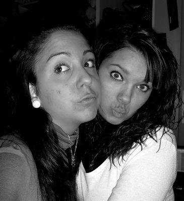 Mma & moi A l'ancienne :P