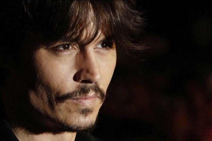 Johnny Depp mon acteur pref ... The légende XD