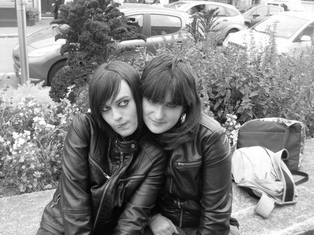 ma soeur de <3 et moi
