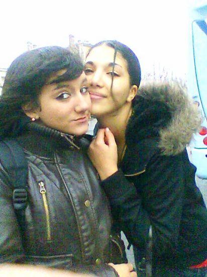 Moi et Sarah (L)