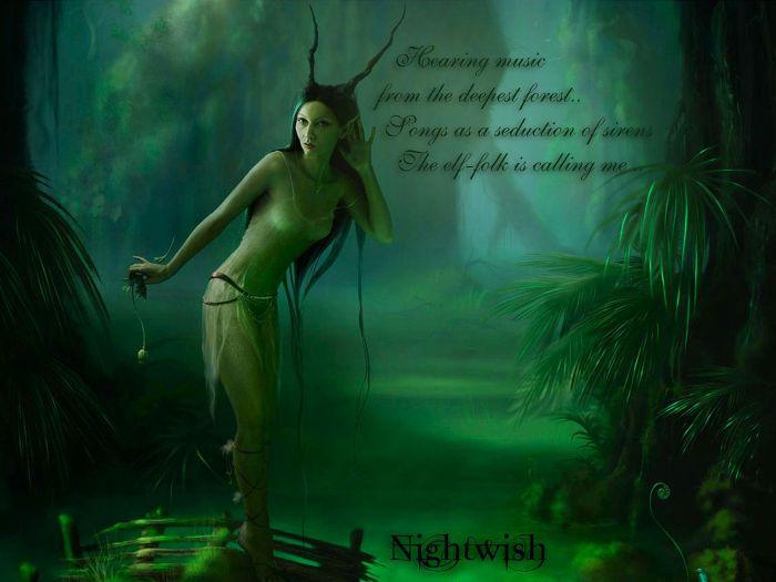 Fond d'écran _ Nightwish