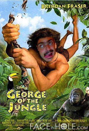 mois en george de la jungle