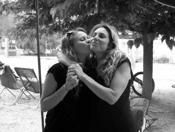 moi et mam