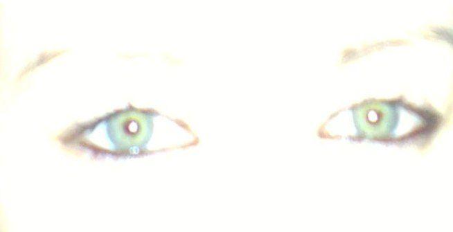 mé yeux
