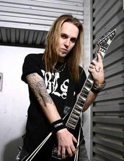 Children Of Bodom==>Alexi Lahio