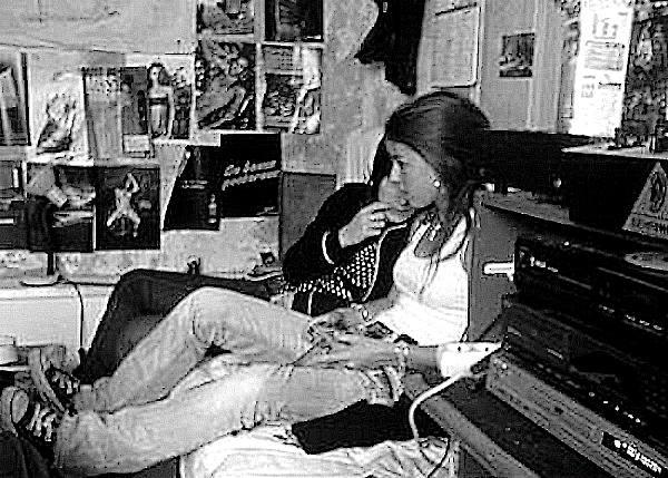 Une vieille photo de M.A. Coeur & Moi =D .