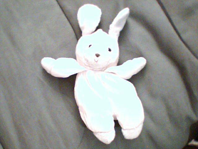 Bernard, mon lapin en peluche ^_^'