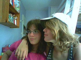 Celia et moi