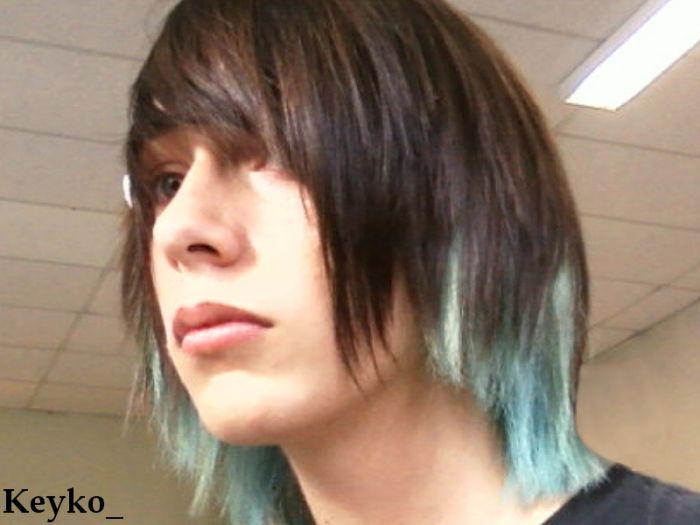 Blue x3