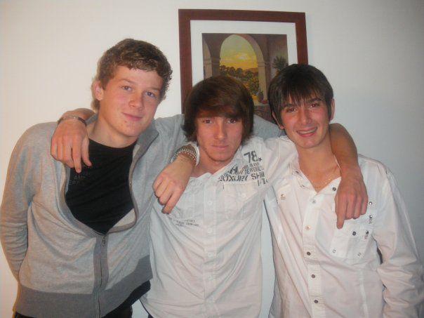 Maxou, Vince et OHHH Milan