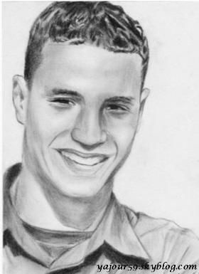 dessin de mon cousin Marouane