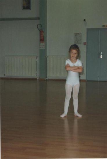 euh oui j'ai fait de la danse classik...
