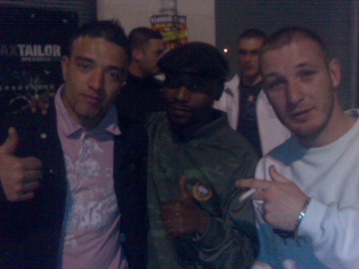 le z,Boss one& cika