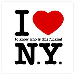i ♥ N .Y