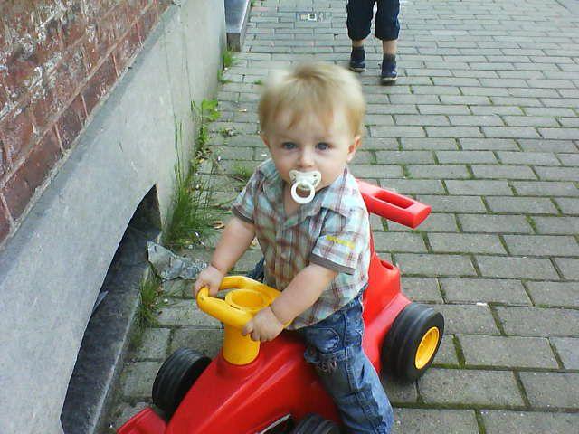 mon neveux Cameron